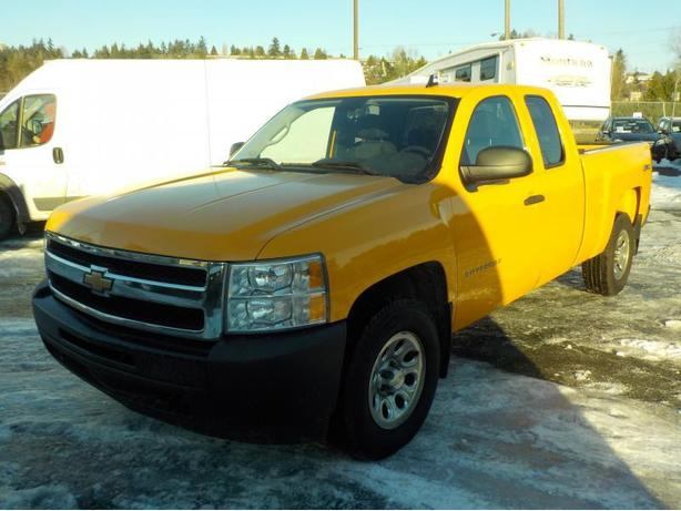 2010 chevrolet silverado 1500 lt1 extended cab regular box 4wd with tonneau cove outside. Black Bedroom Furniture Sets. Home Design Ideas