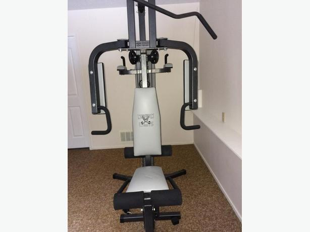 Universal home gym for sale west shore langford colwood