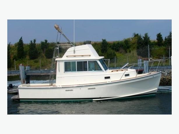 WANTED Small Trawler Or Pilothouse Sailboat