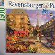 Ravensburger 1500 piece Puzzles