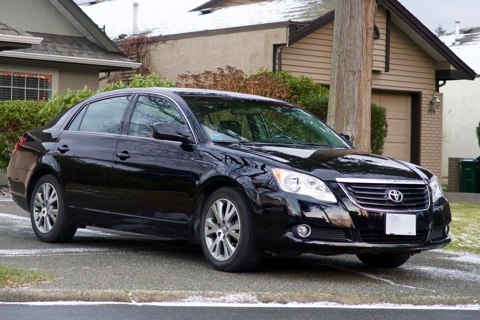 toyota avalon touring saanich victoria mobile. Black Bedroom Furniture Sets. Home Design Ideas