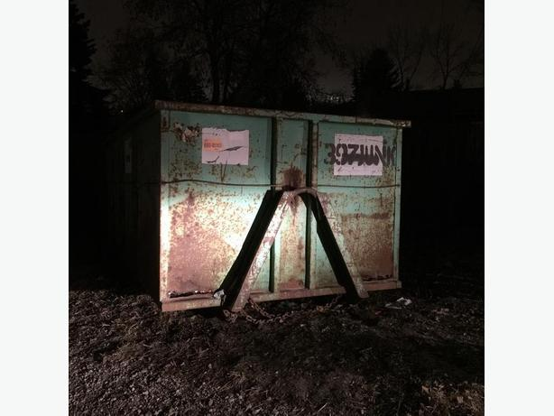 rent a waste management dumpster calgary and area