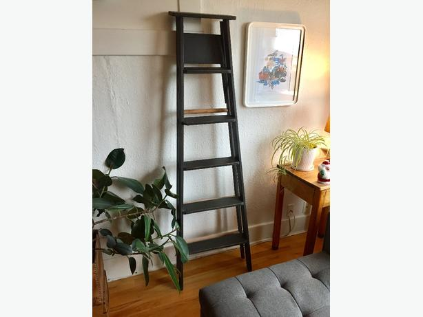 Beautiful Wooden Ladder Victoria City Victoria