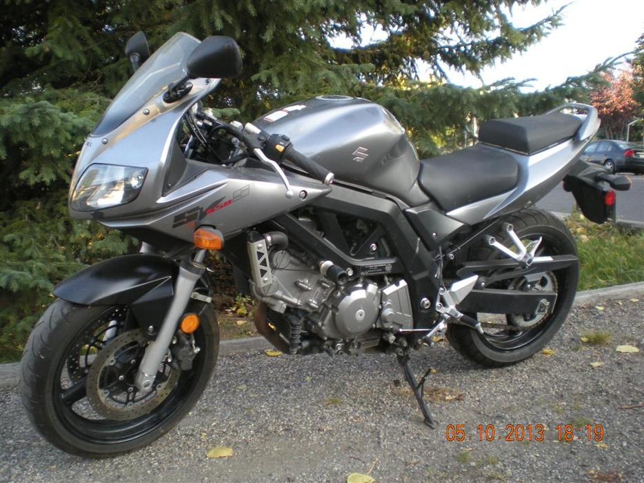 2007 suzuki sv 650 2002 suzuki sv 650 parts bike outside victoria victoria mobile. Black Bedroom Furniture Sets. Home Design Ideas