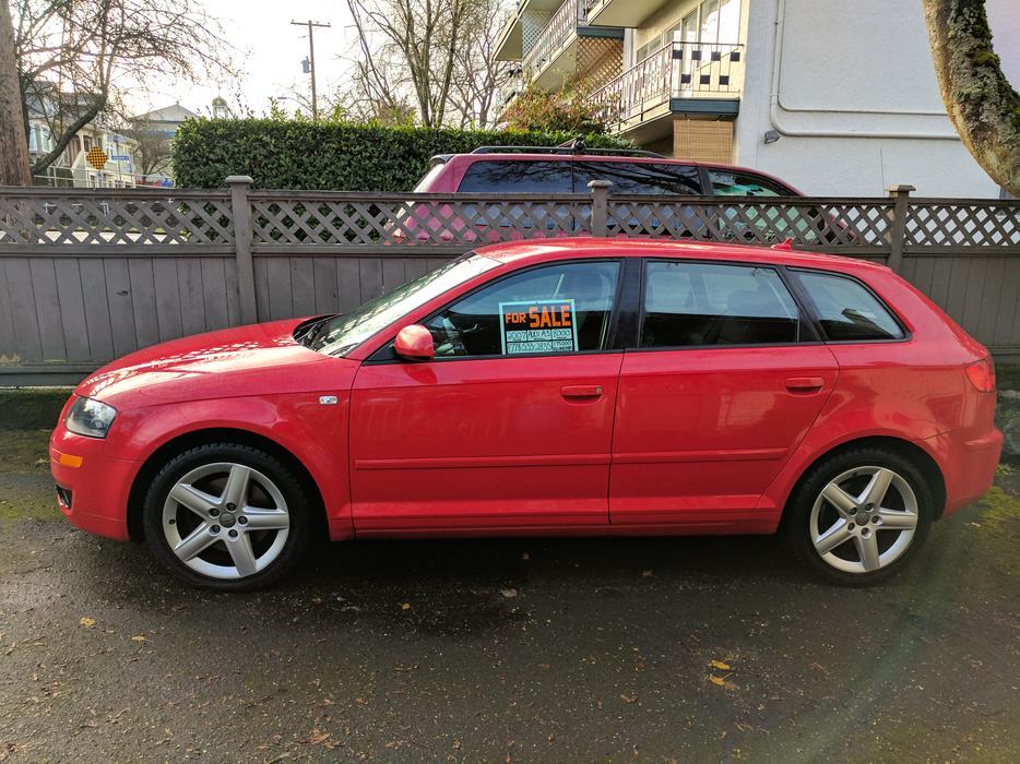 Audi A3 2 0 Sportback Victoria City Victoria
