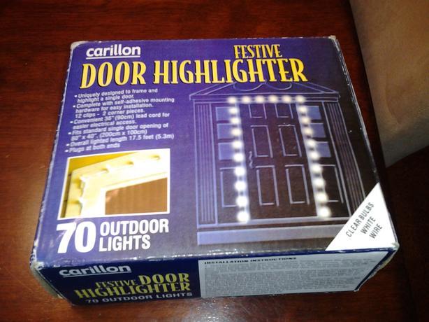 Festive Door Highlighter