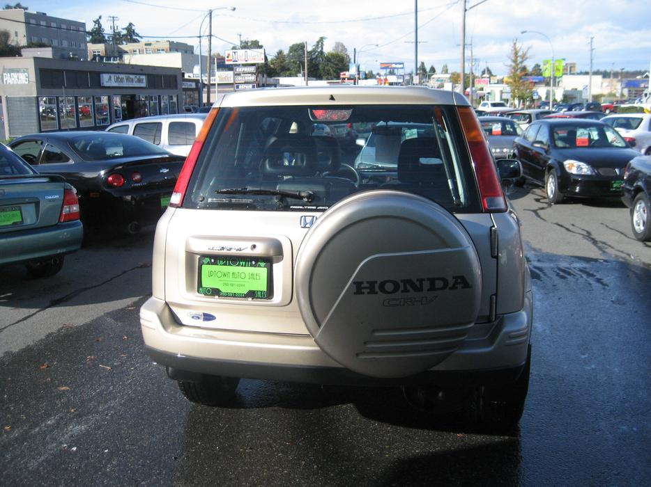 Honda crv 4 wheel drive auto transmission 284k drives for Is honda crv all wheel drive