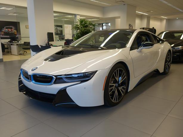 2015 Bmw I8 Hybrid Supercar Super Low Price North Vancouver Vancouver