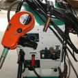 Wire Feed  Welder, Linde 225 AMP, with T.I.G. & 1 Lb. SP.  Gun