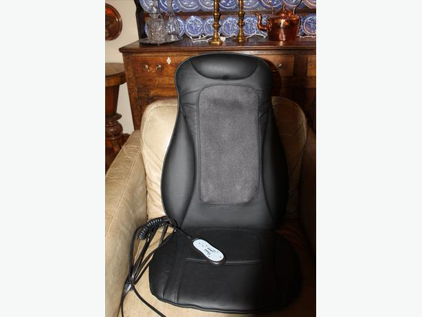 Brookstone portable massage chair outside victoria victoria - Massage chairs edmonton ...