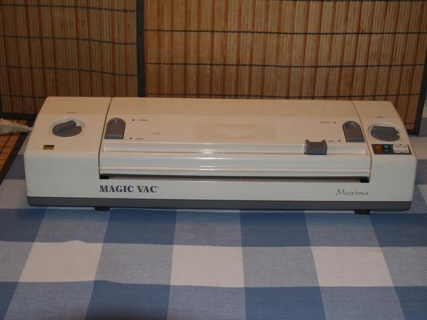 MAGIC VAC - Maxima Italian food sealer