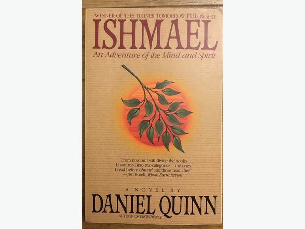 ishmael an adventure of the mind and spirit Ishmael: an adventure of the mind and spirit audiobook written by daniel quinn narrated by anthony heald get instant access to all your favorite books no monthly commitment.