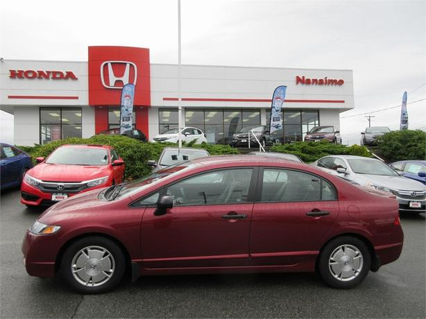 2009 Honda Civic Sedan DX-G