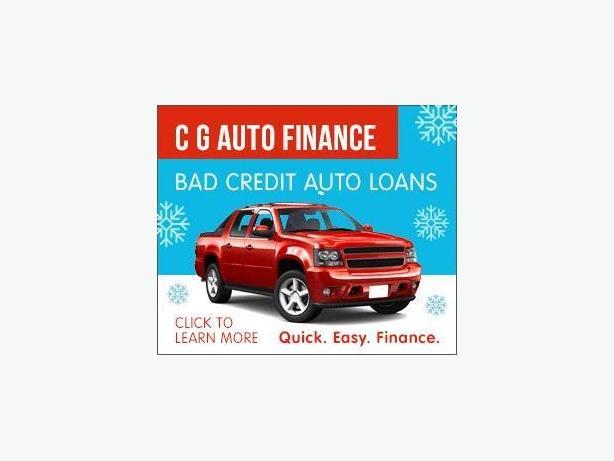 Good Credit Bad Credit No Credit C G Auto Finance