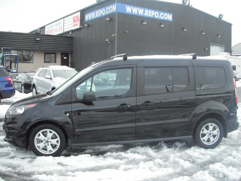 2014 Ford Transit Connect Xlt 7 Passenger Van Outside Victoria Victoria