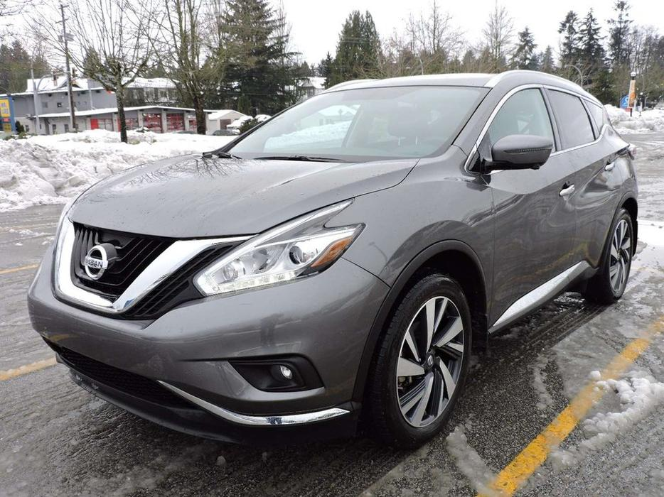 2016 nissan murano platinum surrey incl white rock vancouver mobile. Black Bedroom Furniture Sets. Home Design Ideas
