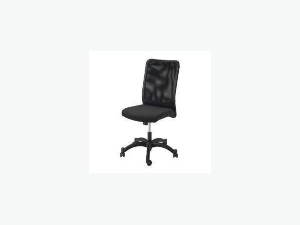 ikea swivel office chair. Ikea KARSTEN Swivel Office Chair - Black