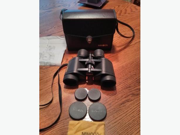 Minolta Zoom Binoculars