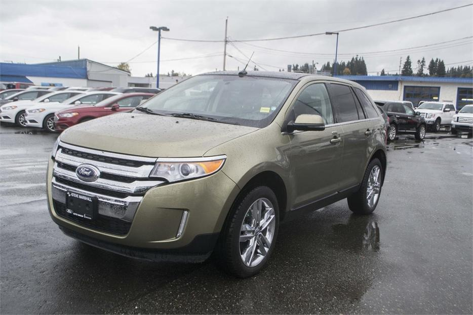 2013 ford edge limited outside cowichan valley cowichan mobile. Black Bedroom Furniture Sets. Home Design Ideas