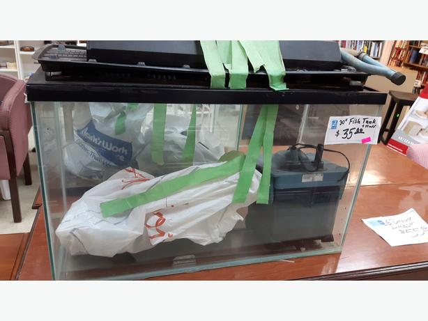 30 in Fish Tank for sale at St Vincent de Paul in Langford ...