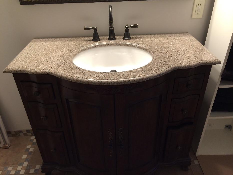 31 wonderful bathroom vanities york region for Kitchen cabinets york region