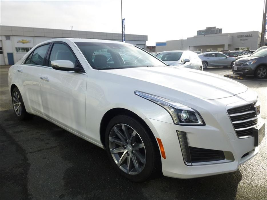 2016 cadillac cts awd 3 6l luxury outside cowichan valley. Black Bedroom Furniture Sets. Home Design Ideas