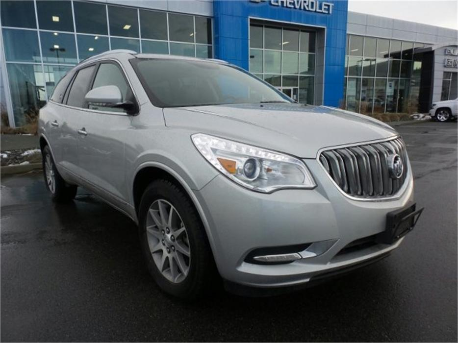 Moncton Buick Enclave >> 2016 Buick Enclave Leather AWD w/ Rear Parking Assist and ...