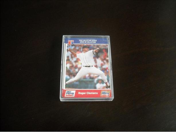 1992 PEPSI COLLECTORS SERIES...BASEBALL SET