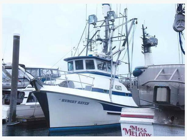 Purse Seine Longliner For Sale - 1981 Delta/Le Clercq- Hungry Raven