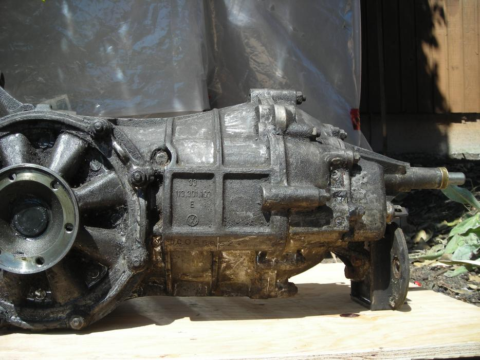 West Houston Vw >> VW Type 1 (Air-cooled Beetle/ Type 3) IRS Transaxles for ...