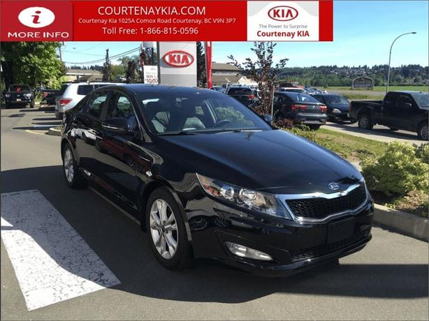 2012 Kia Optima EX**BOXING WEEK BLOW-OUT**