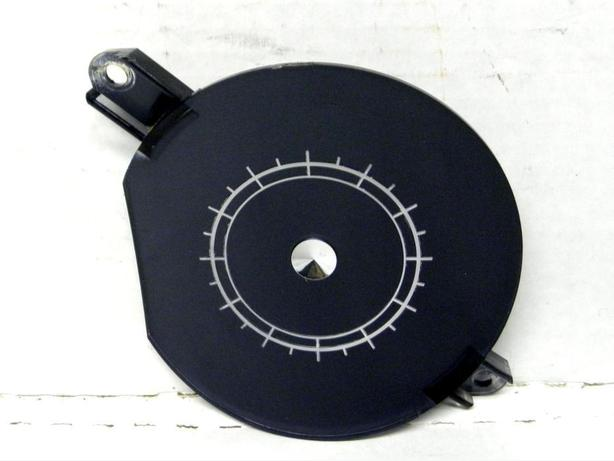 1967 66 65 64 GTO Le Mans  Beaumont Clock Delete Plate