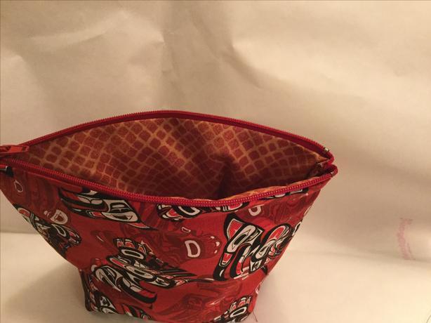 Native design pouches