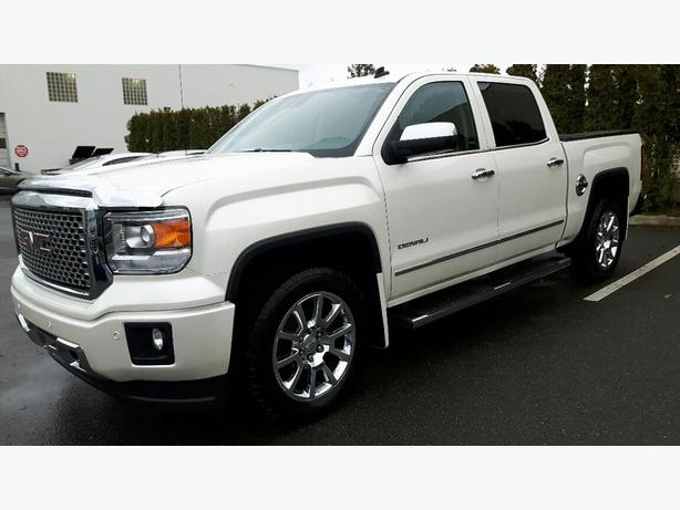used 2014 gmc sierra 1500 denali for sale in parksville outside victoria victoria. Black Bedroom Furniture Sets. Home Design Ideas
