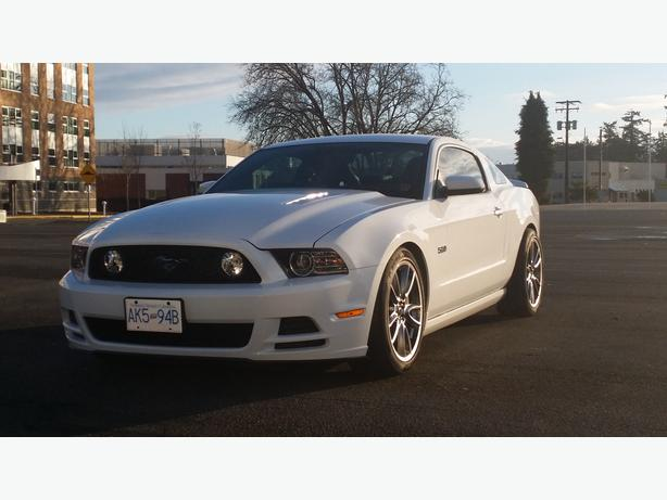 2014 Mustang Gt Track Pack Premium Victoria City Victoria
