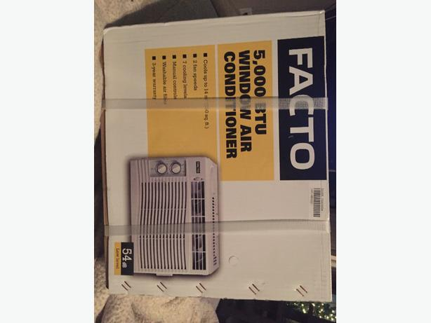 danby 5000 btu window air conditioner manual