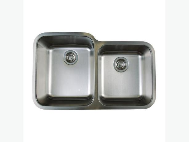 BLANCO Stellar U1-3/4 Stainless Steel Undermount Double Sink (401026)
