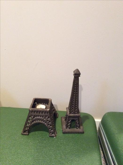 Eiffel Tower Candle Holder Victoria City Victoria Mobile