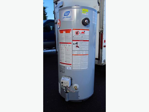 Gas hot water heater courtenay comox valley for Used hot water heater