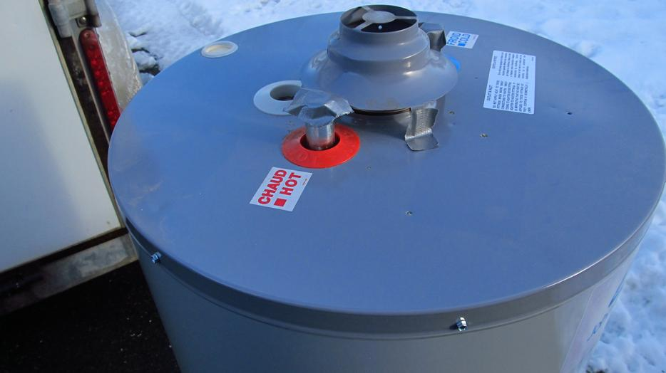 Gas hot water heater courtenay courtenay comox for Used hot water heater