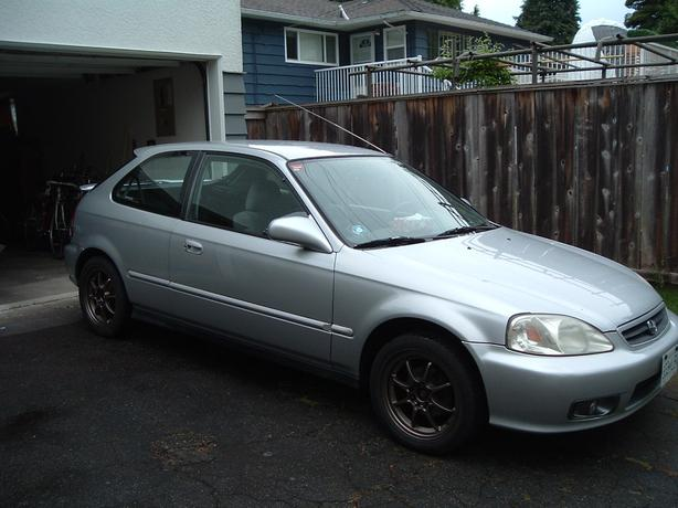 2000 honda civic dx special edition hatchback richmond for Honda civic specials