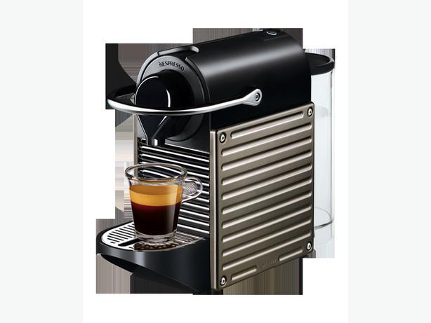 Nespresso Pixie Espresso Machine  New in Box! Esquimalt & View Royal, Vi -> Nespresso Ottawa