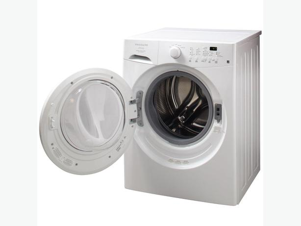frigidaire apartment stackable washer dryer surrey incl white rock
