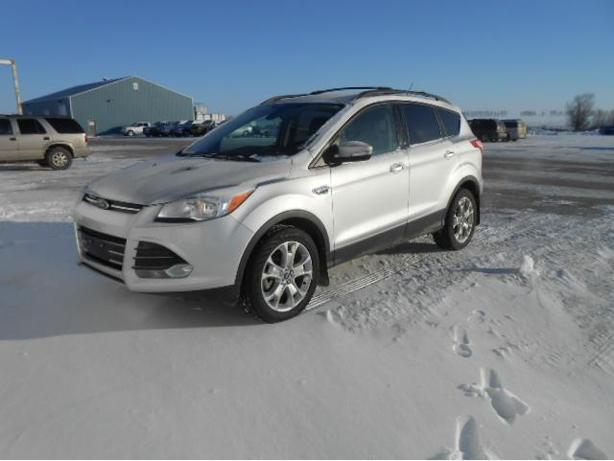 2013 Ford Escape Sel 4WD T5020