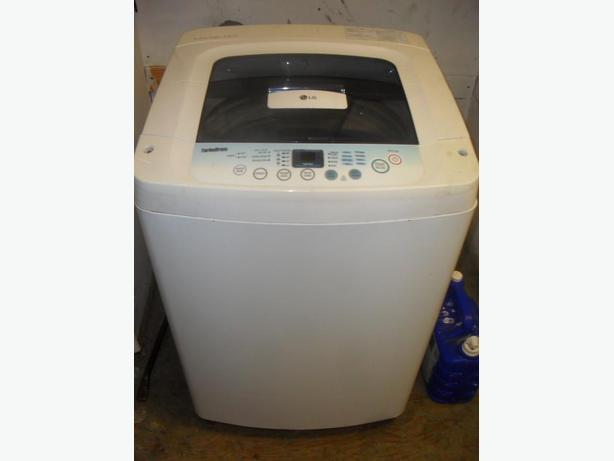 very nice apartment size lg washer victoria city victoria