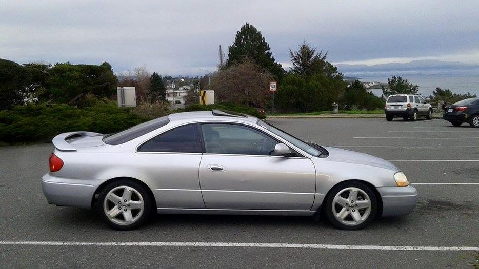 2001 Acura 3 2cl Type S Lots Of Power Comfortable