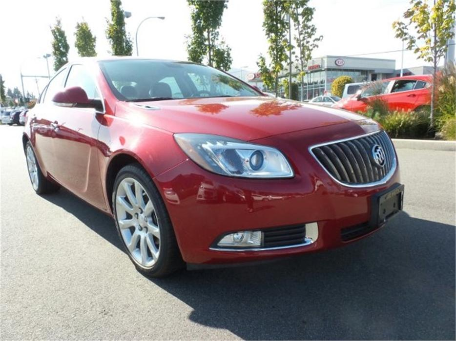 2013 buick regal turbo sport outside victoria victoria. Black Bedroom Furniture Sets. Home Design Ideas