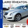 2014 Cadillac ATS Luxury AWD w/ Back-Up Camera and Bluetooth