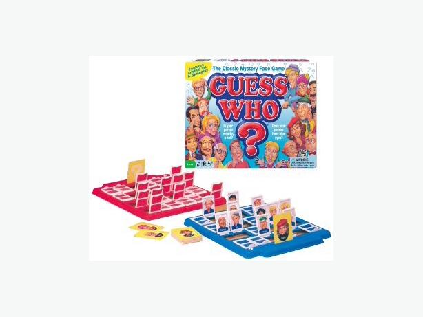 WANTED: Original Guess Who game