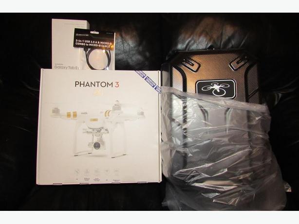 BNIB Dji Phantom 3 4K with 1 year warranty; bnib tablet;bnib backpack, bnip cord